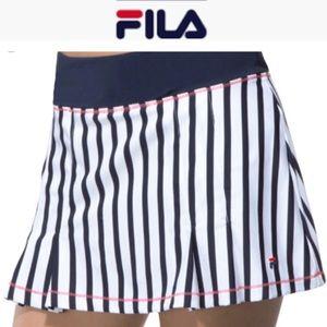 FILA Heritage Striped Skort
